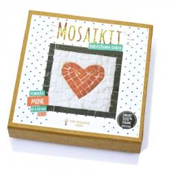 Mozaikit stavebnica mini - Srdiečko