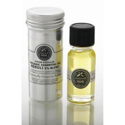 Organický éterický olej - Neroli zmes - NHR