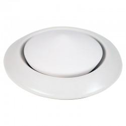 Aroma suchý kamenný difuzér - Kužeľ - biely