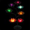 Svietnik čakrový so 7 lotosovými lampášmi