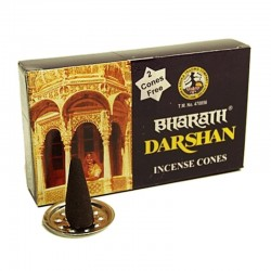 Františky - vonné kužele - Darshan