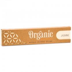 Vonné tyčinky - Organic - Jasmín