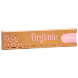 Vonné tyčinky - Organic - Frankincense (Kadidlo)