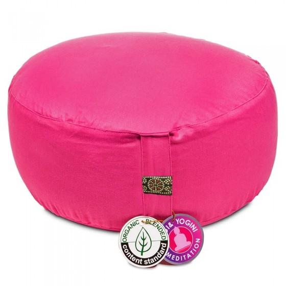 Meditačný vankúš - ružový