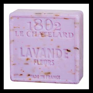 Mydlo Marseillské Levanduľové 100g - Le Chatelard