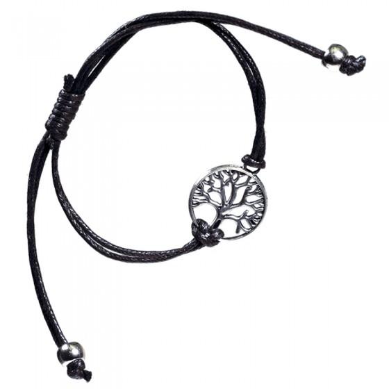 Náramok - Strom života - čierny