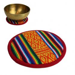 Poduška pod tibetskú misku - Tribal 2