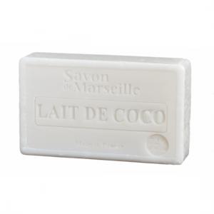 Mydlo Marseillské Kokosové 100g - Le Chatelard
