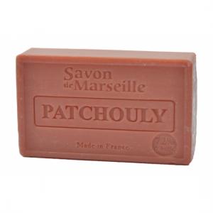 Mydlo Marseillské Patchouli 100g - Le Chatelard