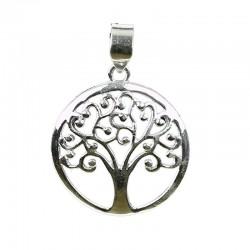 Prívesok striebro - Yggdrasil Strom života