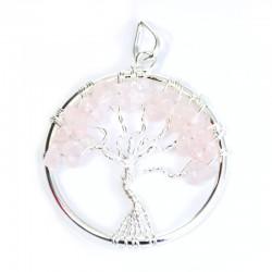 Prívesok - strom ruženín