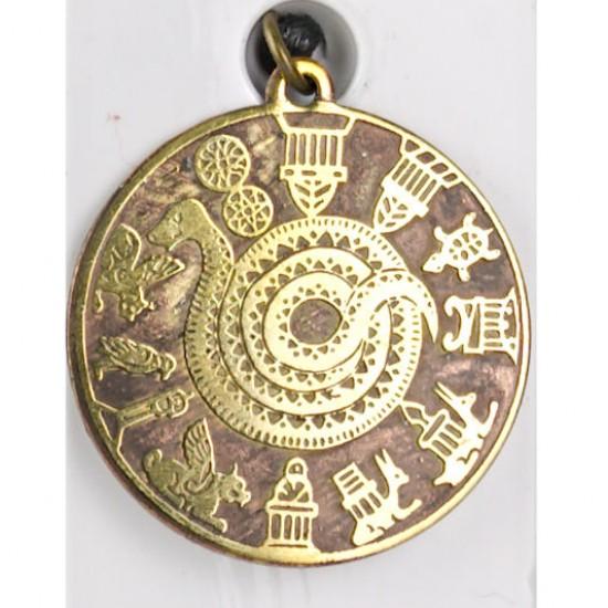 Amulet symbol 08 - Asýrsky lunárny kameň