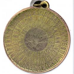 Amulet Symbol 26 - Tajomný kód Cagliostro
