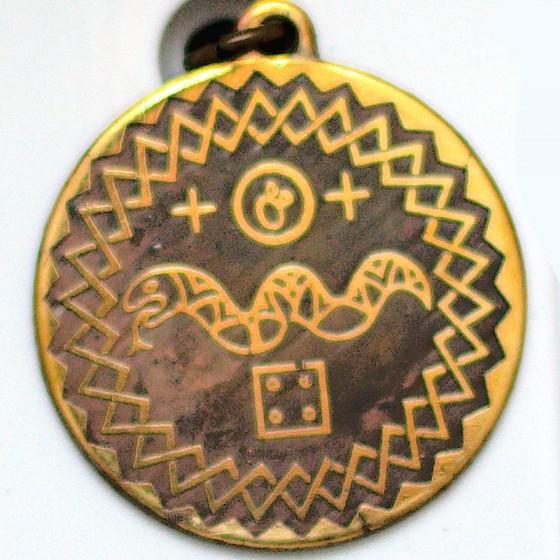 Amulet Symbol 27 - Cigánsky amulet