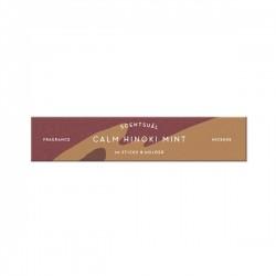 Japonské vonné tyčinky Nippon Scentsual - Hinoki Mint