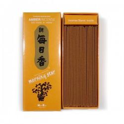 Japonské vonné tyčinky Nippon 200ks Amber