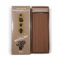 Japonské vonné tyčinky Nippon 200ks Kadidlo Frankincense