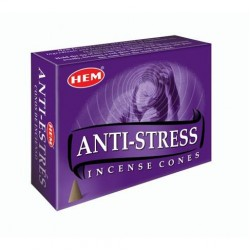 Františky - vonné kužele - Anti Stres - hem