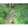Zvonkohra - polodrahokam - Červený koral - koreňová čakra