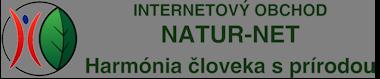 NATUR-NET internetový obchod.